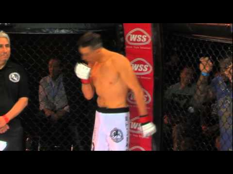 Tommy Aaron vs. Sergio Perez (The University of MMA, Fight Night 9, 3/8/15)