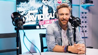 David Guetta est l'invité de la Fun Radio Family