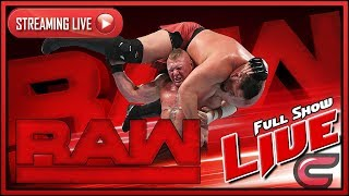WWE RAW Live Stream Full Show August 21st 2017 Live Reactions