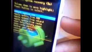 Como Formatar, resetar, Hard reset, no Smartphone Motorola, xt918, D1