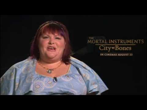 The Mortal Instruments: City Of Bones (2013) Cassandra Clare Clip