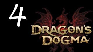Dragon's Dogma Walkthrough - Part 4 HD Gameplay Dragons Dogma DD PS3 XBOX 360