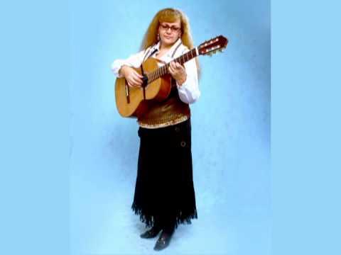 Ивушки вы, ивушки Цыганская песня Наталия Муравьева Ivouchki Russian Gypsy Song Гитара