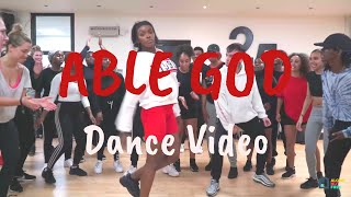 CHINKO EKUN - ABLE GOD FT LIL KESH X ZLATAN IBILE [DANCE CLASS]