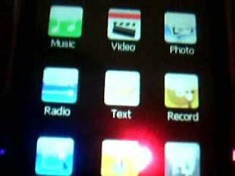 MP4 Touch Fake iPod Touch Review (Part1)