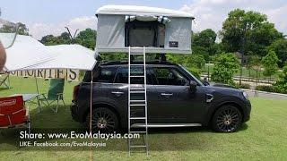2017 MINI Countryman F60 Autohome Full Review in Evo Malaysia