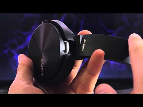 Best Entry Level Headphones? - Sony MDR XB450 AP (Review)