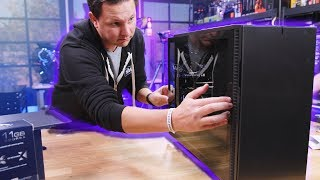 Apple Fanboy Builds His First PC!