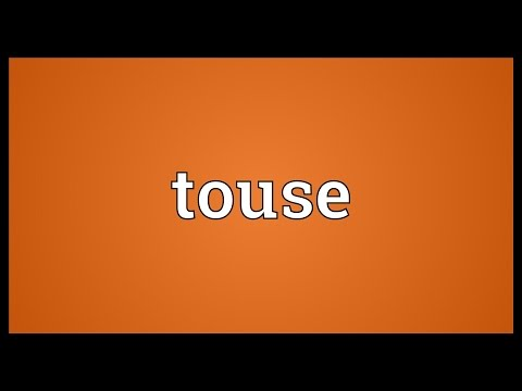 Header of touse