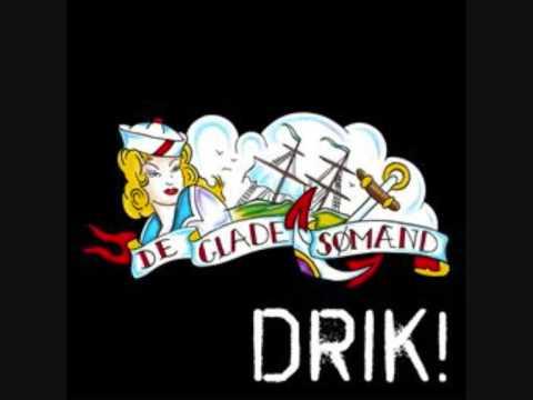 De Glade Sømænd Drik with lyric