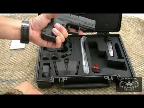 XDm Compact Pistol Review and Test Fire - US Triple Tap