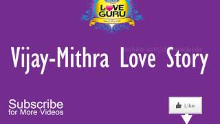 Vijay Mithra Love Story | Radio City Love Guru Tamil