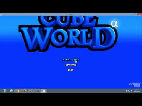 How to get Cubeworld for FREE! [NO SURVEY]