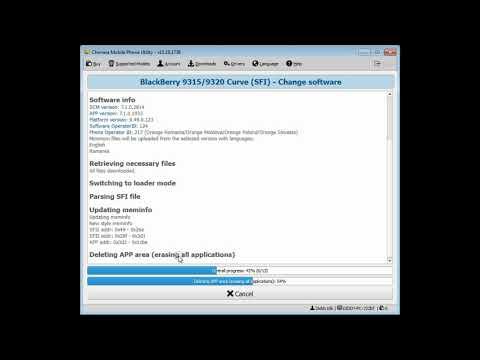 firmware update blackberry 9315 9320