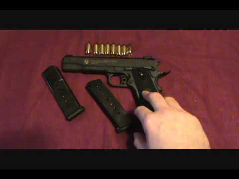 Taurus PT1911 Review