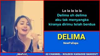 download lagu Delima   Karaoke No Vokal Cowok gratis