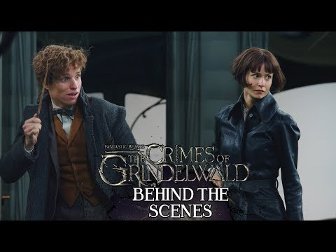 'Fantastic Beasts: The Crimes Of Grindelwald' Behind The Scenes