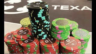 Crushing MASSIVE Uncapped 5/5 Game!!! MUST SEE! Poker Vlog Ep 83
