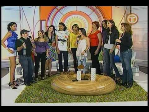 Las Chicas Altas en Tu Mañana por Telemetro!!!