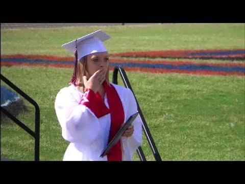 Magna Vista High School Graduation 2013 - Harley Nicole Wells