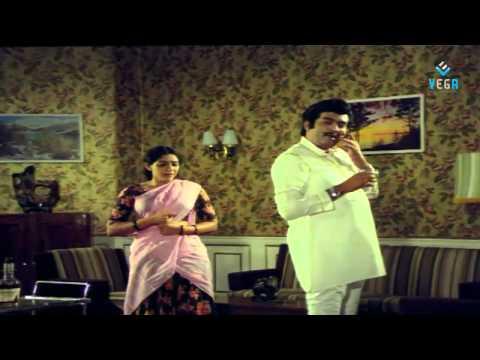 Puli Bebbuli Movie - Chiranjeevi Emotional Scene