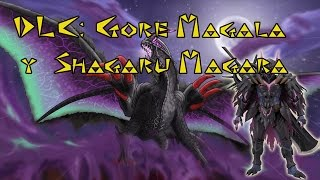 Monster hunter 4 DLC - GORE MAGALA y SHAGARU MAGARA - Reward: GOA EX armor
