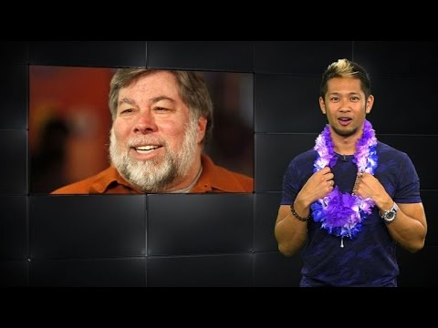 Apple Byte - Woz says the big screen iPhone came way too late