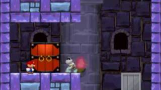 New Super Mario Bros. - World 6-Tower