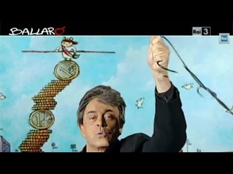 Ballarò : MAURIZIO CROZZA 15/10/2013 – Brunetta fa le pulci alla Rai (video integrale)