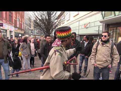 RASTA vs ISLAM: The Manchester Street Showdown
