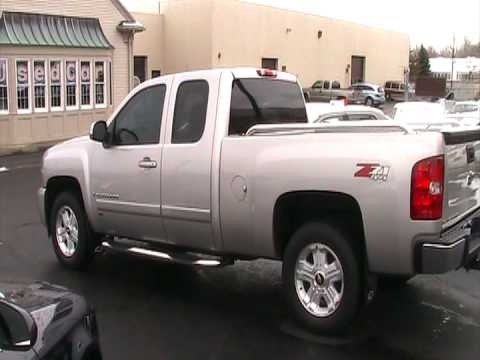 2008 Chevy Silverado Z71 LTZ Greg Fodor Crestview Cadillac (248)656-9500 Video