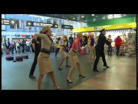 Teztour flashmob