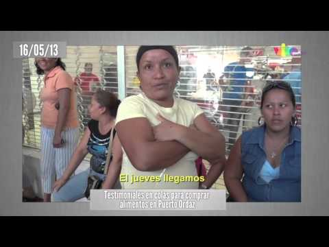 Reporte Semanal - Caracas no es Venezuela