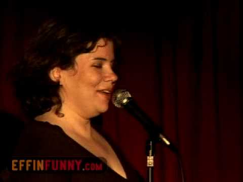 Michelle Biloon Effinfunny Stand Up - Hezbollah