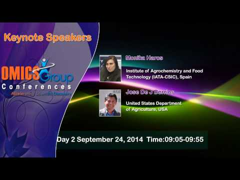 3rd International Conference and Exhibition on Nutrition & Food Sciences