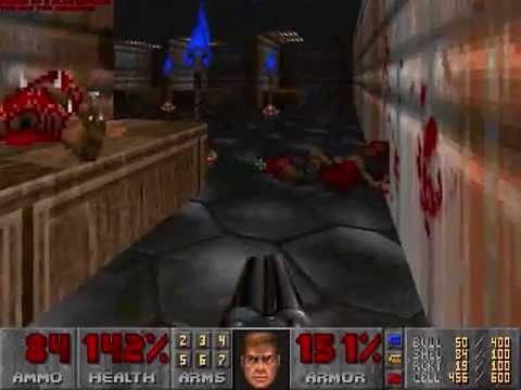 Pauls Gaming - Doom2 wad - BIGMAC2