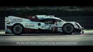 FIA WEC 2017 TOYOTA TS050 HYBRID: The Challenge Continues