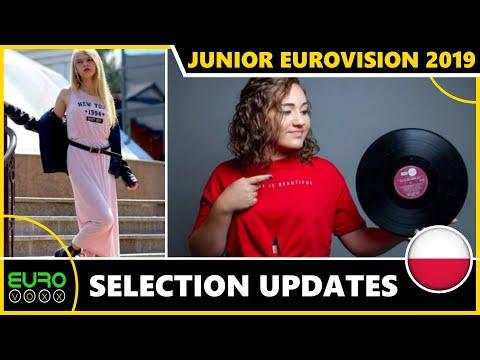 JUNIOR EUROVISION 2019: LATEST SELECTION UPDATES | EUROVOXX