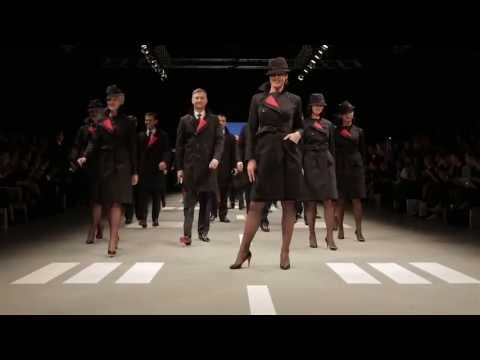 Qantas Airline New Uniform Launched - Unravel Travel TV