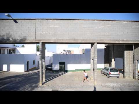Portugal s Communist Housing Estate (Malagueira)  by �lvaro Siza