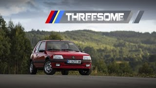 Peugeot 205 GTI - Threesome - Roadmantics Ep 09