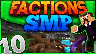 Minecraft Factions SMP #10 - Our Enemies Are Powerful! (Private Factions Server)