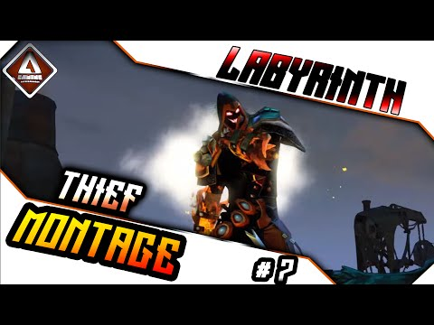 THIEF - WvW MONTAGE - INTO THE LABYRINTH (GW2 Gameplay 60FPS)