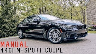 2019 BMW 440i xDrive Coupe   Full Review & Test Drive