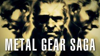 METAL GEAR SAGA - Complete Story