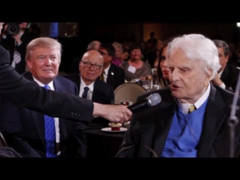 How Billy Graham Is Still Making An Impact Today