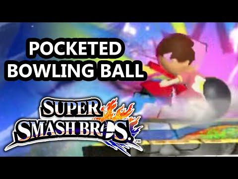 SSB43DS - Villager Bowling Team OP! Nintendo Please NERF!!!1  Smash 4
