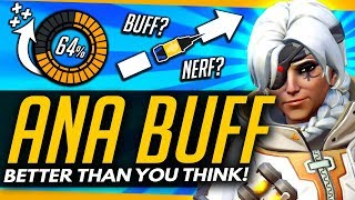 download musica Overwatch What You Didnt Realize About The ANA BUFF ft KarQ - Ana Discussion