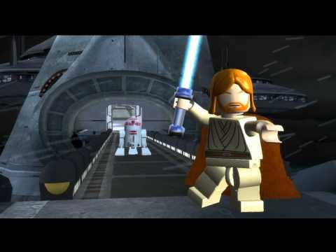 Let's Play Lego Star Wars - Part 8 - Jango Fett!