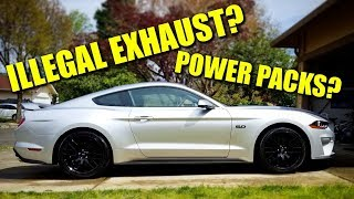 WHAT'S THE LATEST WORD? - 2018 Mustang GT